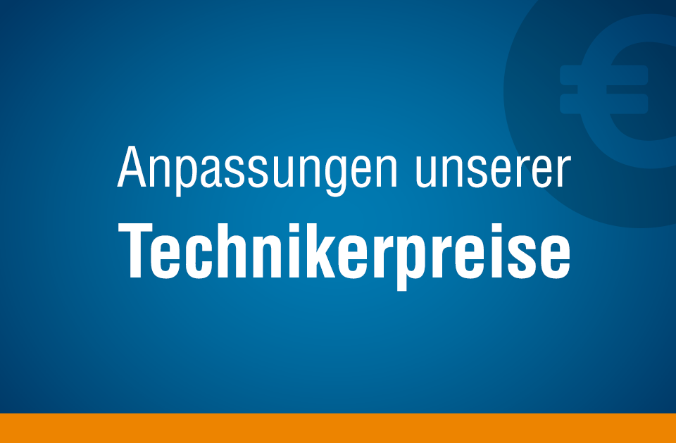 Technikerpreise Krämer IT