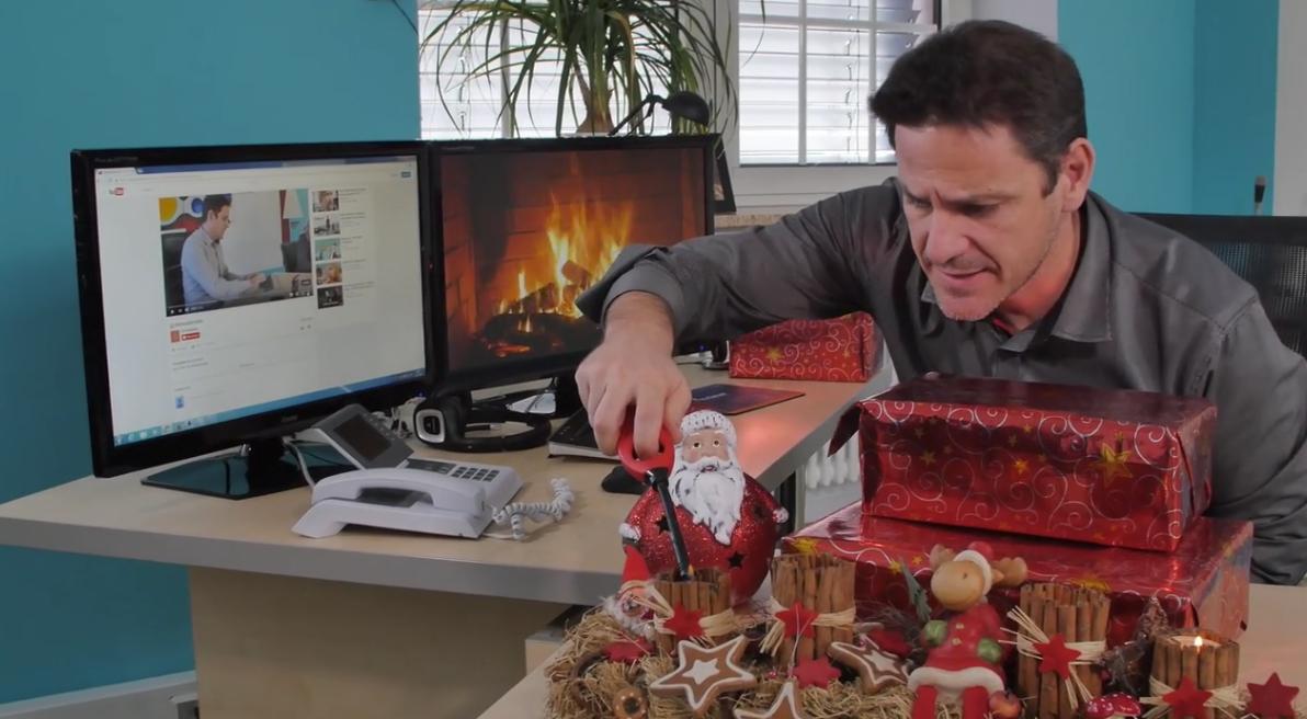 Weihnachtsvideo 2016 KITS